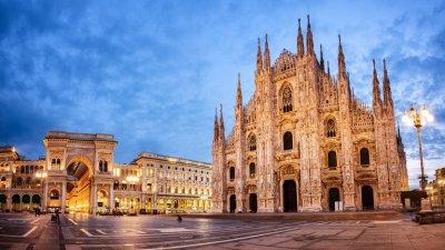 مکان های دیدنی شهر میلان ایتالیا